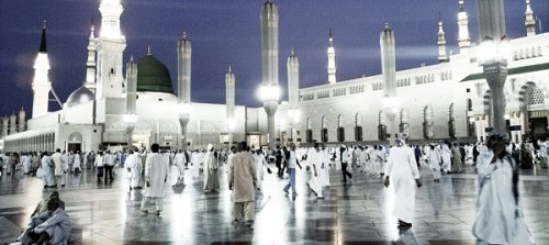 Al-asjid_alNabawi