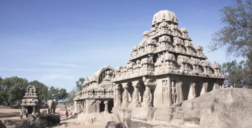 TempleAtMamallapuram