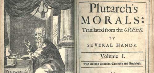 Plutarch's Moralia